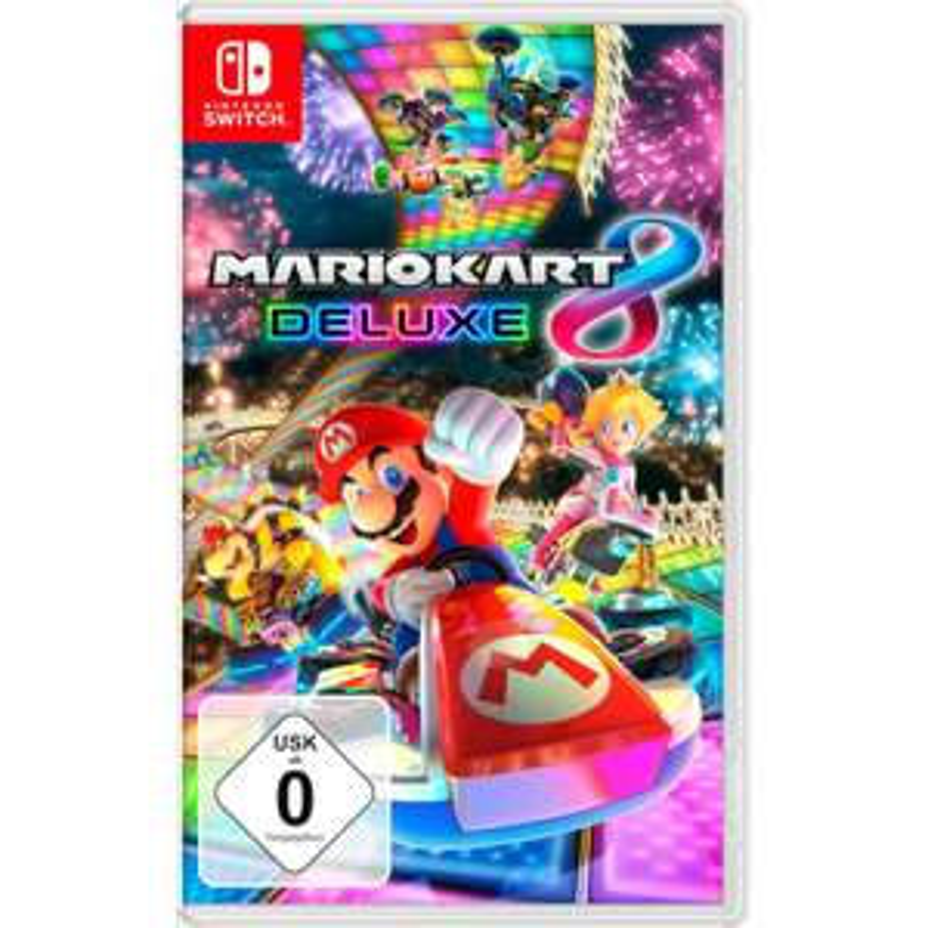 [Universal] Sammeldeal: Mario Kart 8 Deluxe Nintendo Switch oder New Super Mario Bros. U Deluxe um 36,99€ uvm.