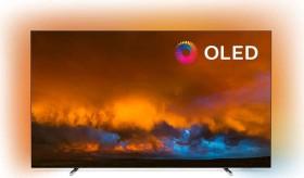 PHILIPS 65OLED804/12 65 Zoll UHD 4K Android OLED TV mit 3-seitigem Ambilight zum Bestpreis