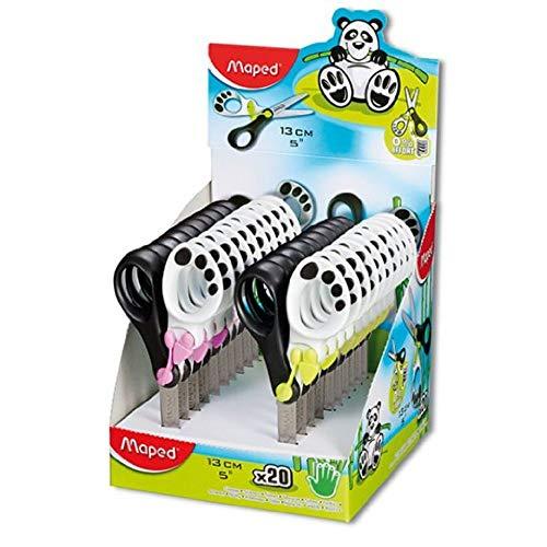 "20Stk. Maped Kinderschere ""Koopy Panda"""