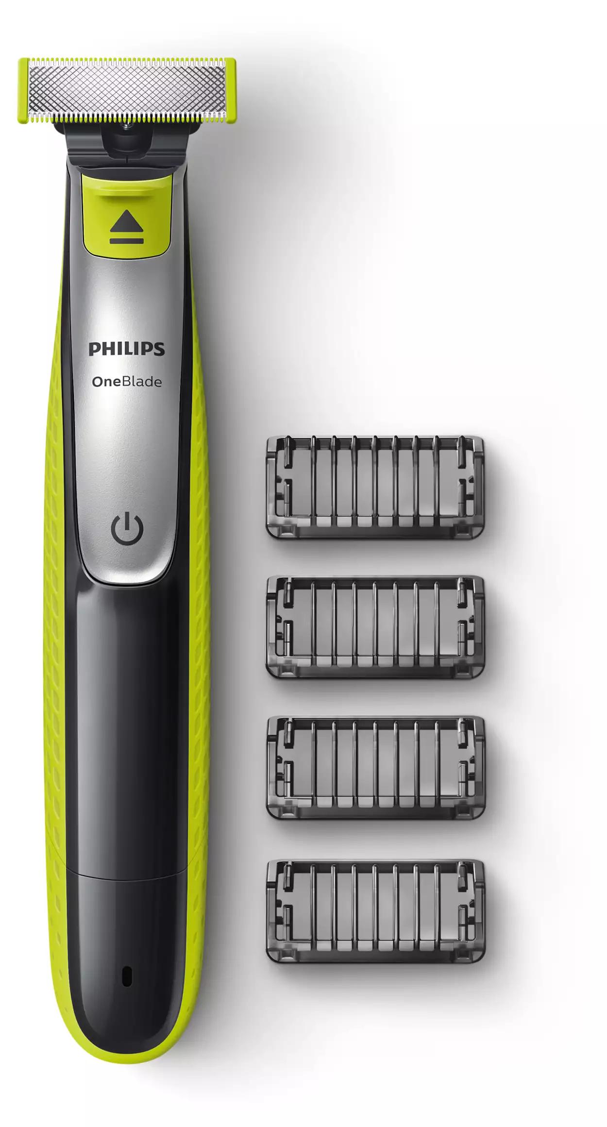 "Philips ""QP2530/20"" OneBlade Rasierer/Trimmer"