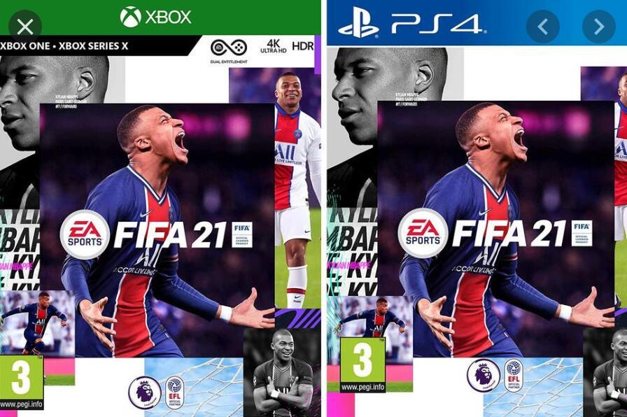 (PS4/PS5 + XBox) FIFA 21