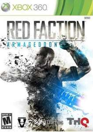 """Red Faction Armageddon"" (XBOX 360/ XBOX One /XBOX Series S|X) gratis über Microsoft Store Korea bei aktiver Gold Mitgliedschaft"