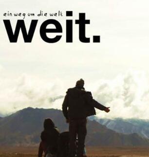"""""""WEIT. Die Geschichte von einem Weg um die Welt"""" zum Streamen oder Herunterladen aus der 3Sat Mediathek"""