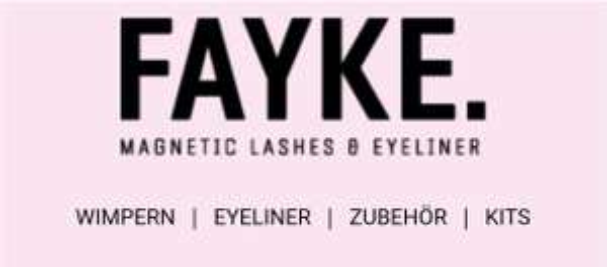Fayke Cosmetic: 35% Rabatt auf alles