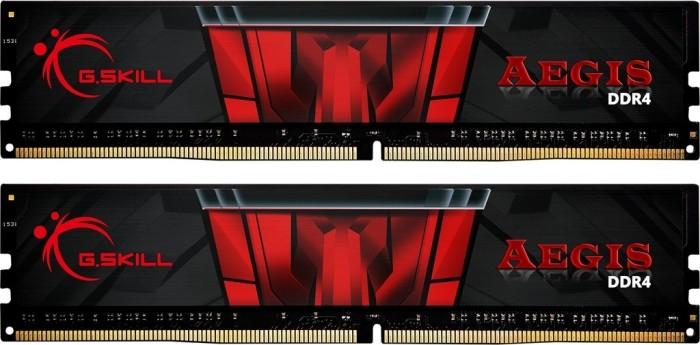 G.Skill Aegis DIMM Kit 16GB, DDR4-3000 (CL16-18-18-38)