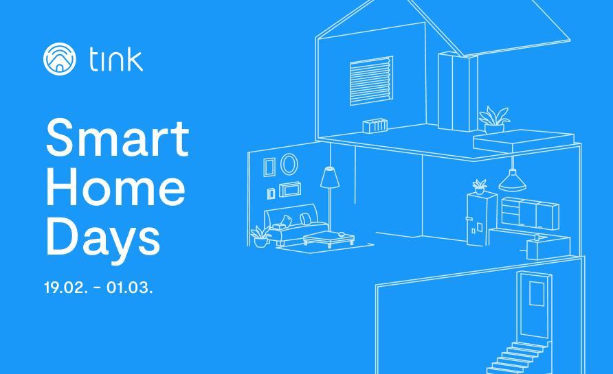 Tink: Smart Home Days mit Angeboten für Google Nest, Nuki, Bosch uvm.