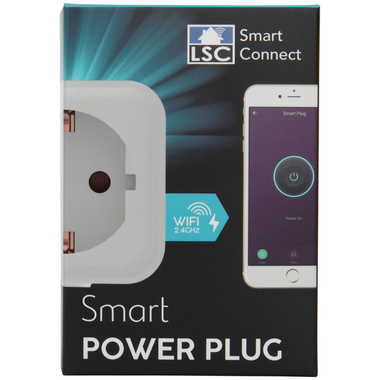 [Action] LSC Smart Connect Intelligente Wlan Steckdose um nur 5,95€
