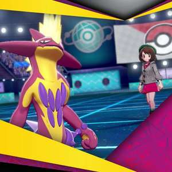 Schillerndes Rifflex für Pokémon Schwert oder Schild (Nintendo Switch) gratis über Gamestop