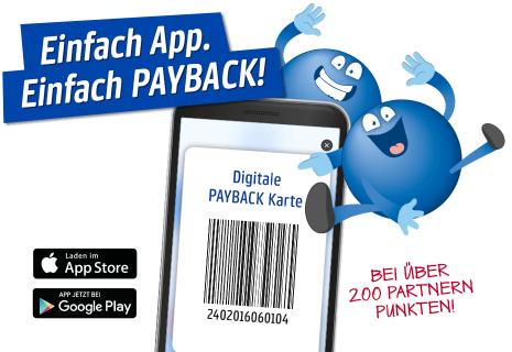 15 - fach Payback Punkte bei DM