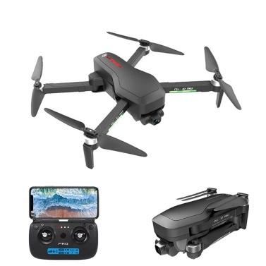 CSJ X7 PRO GPS 5G Wifi 4K RC Drohne 2-Achsen Gimbal Brushless Quadcopter mit Rucksack