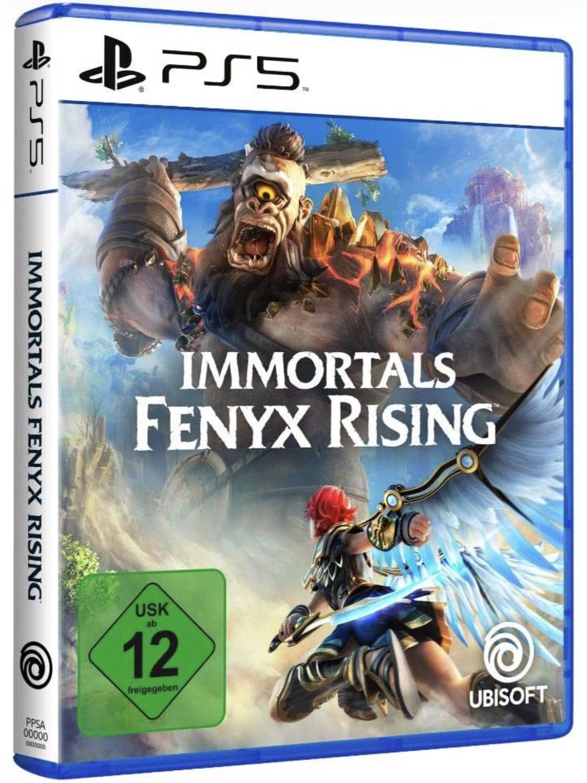 Immortals Fenyx Rising - Standard Edition - [PlayStation 4 & 5 & XBOX]