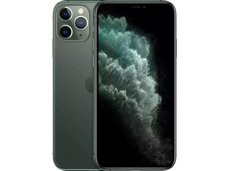 iPhone 11 Pro, Midnight Green, 64GB um 695€ / 256GB um 855€