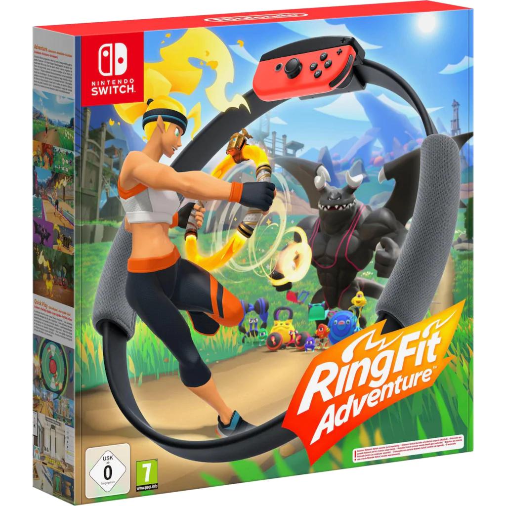 Ring Fit Adventure (Nintendo Switch) /lieferbar Mitte Mai - Universal Gutschein