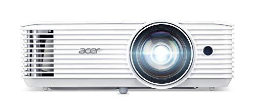Acer H6518STi Kurzdistanz DLP Beamer, Full HD, 1.920 x 1.080 Pixel, 3.500 ANSI Lumen, 10.000:1 Kontrast, 3D Ready