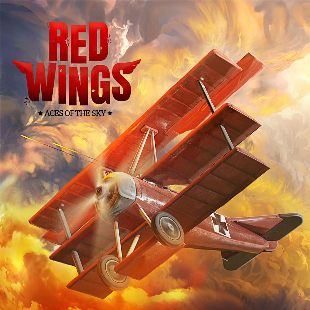 """""""Red Wings: Aces of the Sky"""" (Windows PC) gratis auf Steam bis 26.3. um 23:59 holen und behalten"""