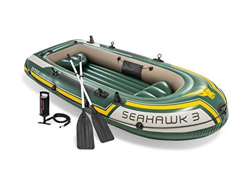 Intex Seahawk 3 Schlauchboot Set