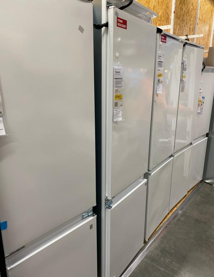 [Lokal/Innsbruck] Ikea Fundgruben Ausstellungs-Kühlschränke TINAD, ISANDE, RAKALL