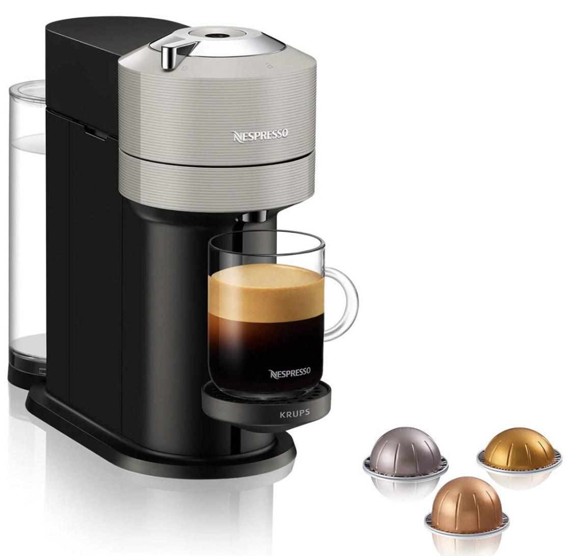 Krups Nespresso Vertuo Next Basic Kaffeekapselmaschine