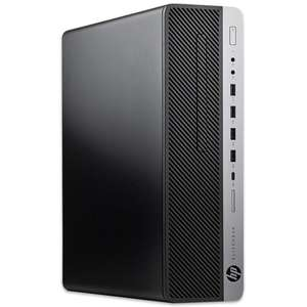 Grade A: HP EliteDesk 800 G3 SFF - Core i5-6500 @ 3,2 GHz - 8GB RAM - 256GB SSD - Win10Pro