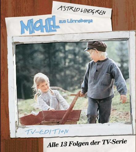 """Astrid Lindgren """"Michel aus Lönneberga"""" die Komplette Serie (13 Folgen) + """"Die Brüder Löwenherz"""" gratis als Stream vom ORF"""