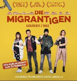 """Kabarettfilme: """"Die Migrantigen"""" mit Josef Hader und """"Die Viertelliterklasse"""" von und mit Roland Düringer, als gratis Stream vom ORF"""