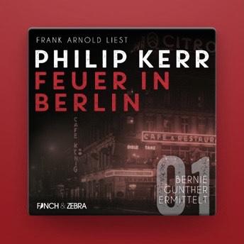 Apple Books: Gratis-Hörbuch für die Ostertage: Feuer in Berlin
