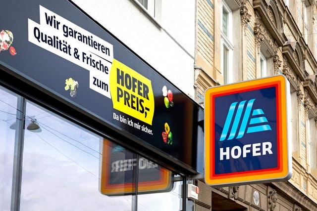 "Ab sofort ""HOFER"" Kooperation in der Steiermark mit ""Too Good To Go"" App"