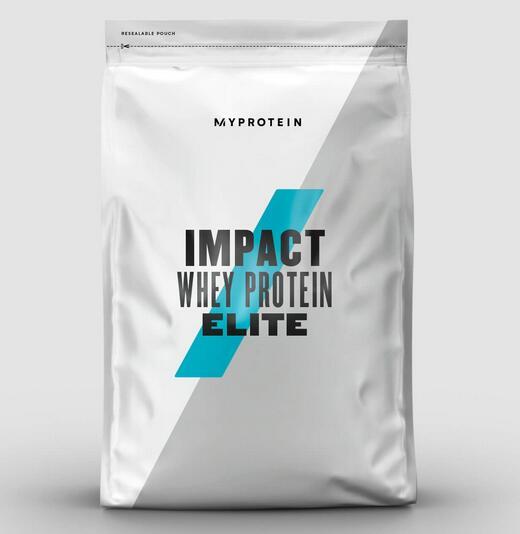 MyProtein: 60% Rabatt auf viele Produkte, z.B. 2,5kg Impact Whey Elite um 18,79€