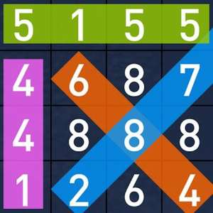 """""""Hidden Numbers PRO"""" (Android) gratis im Google PlayStore - ohne Werbung / ohne InApp-Käufe -"""