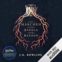 """""""Die Märchen von Beedle dem Barden"""" - Harry Potter Hogwarts Schulbücher (J.K Rowling) Kostenlos vorbestellen mit Audible Abo"""