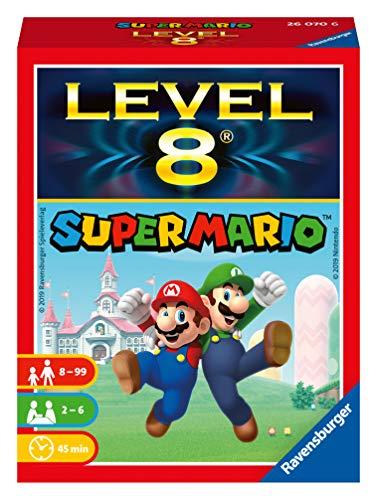 Ravensburger Kartenspiel - Super Mario Level 8
