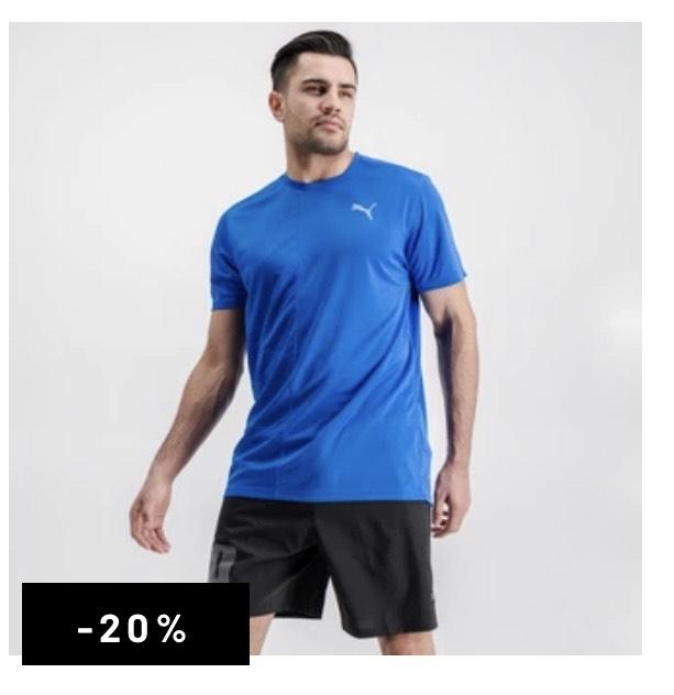 Puma Ignite S/S Funktionsshirt in mehreren Farben und Größen um € 12,90 für XXL REWARD Mitglieder