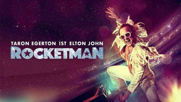 """Pro7 – """"Rocketman"""" gratis zum Streamen (ohne Logo)"""