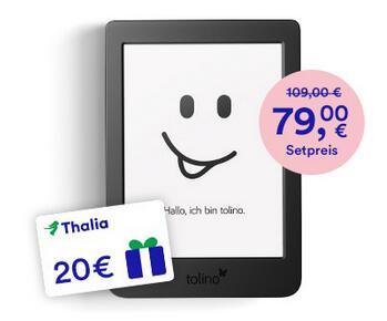 tolino Page 2 E-Reader + 20€ Geschenkkarte