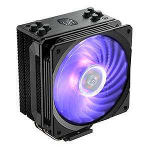 [Amazon] Cooler Master Hyper 212 RGB CPU Kühler schwarz - 4 Heatpipes mit Lamellen