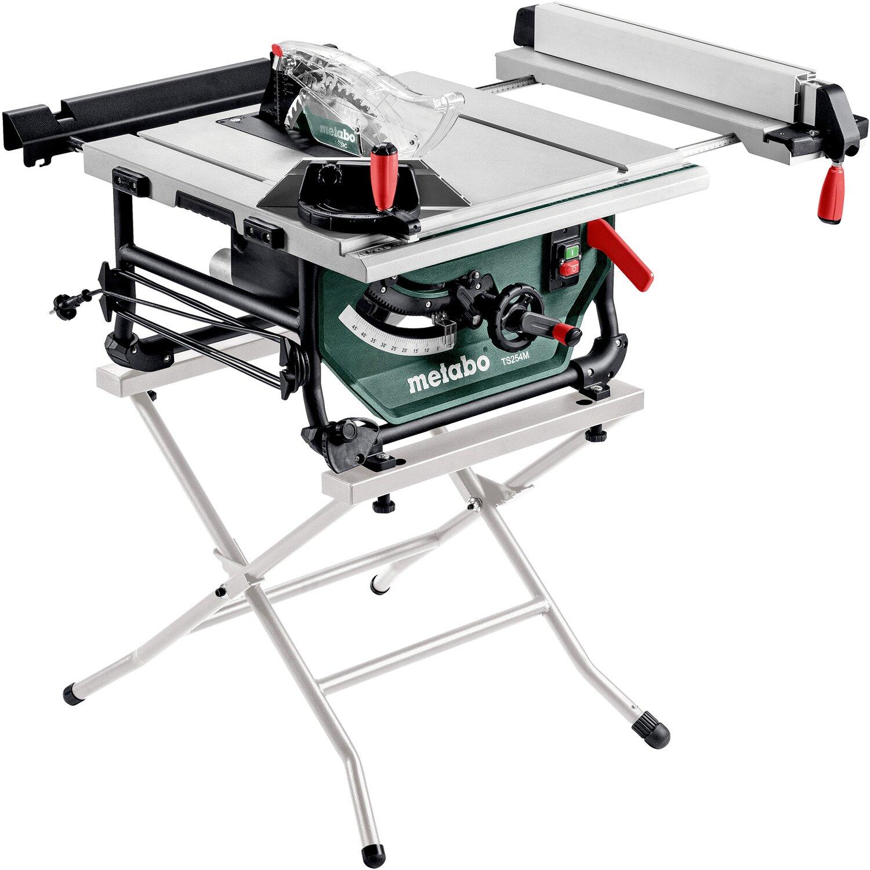 Toolnation - Metabo TS254M Tischkreissäge mit/ohne Untergestell