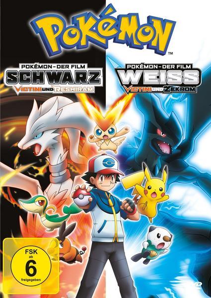 """""""Pokémon Film Schwarz und Weiß"""" gratis als Stream oder zum Herunterladen von Pokémon.com"""