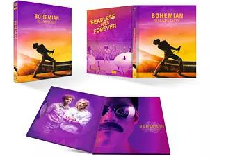 Bohemian Rhapsody Artbook (Blu-ray) zum königlichen Preis beim Media Markt
