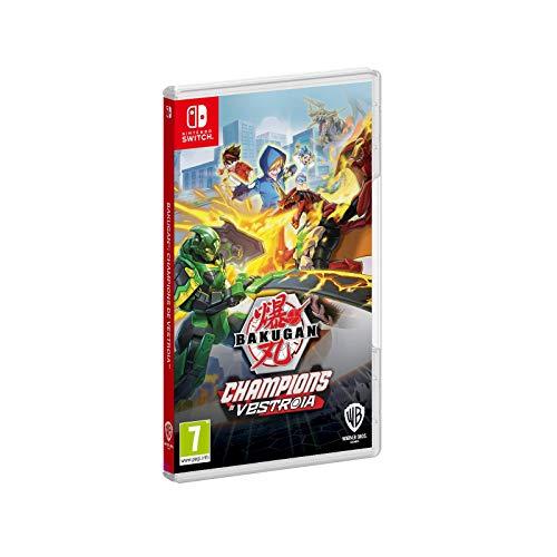 Warner Bros. Bakugan Champions de Vestroia Schalter Nintendo Switch