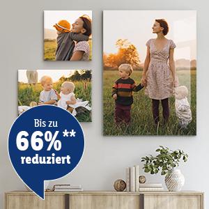 Lidl Fotos: Leinwand od. Acrylglas - 40x30 um 14,98€ / 60x40 um 21,98€