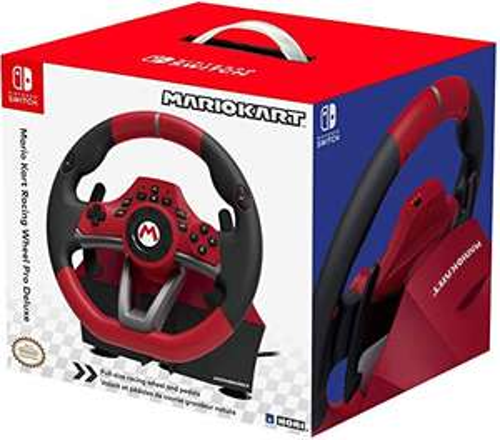 Hori Mario Kart Racing Wheel Pro Deluxe (Nintendo Switch / PC)
