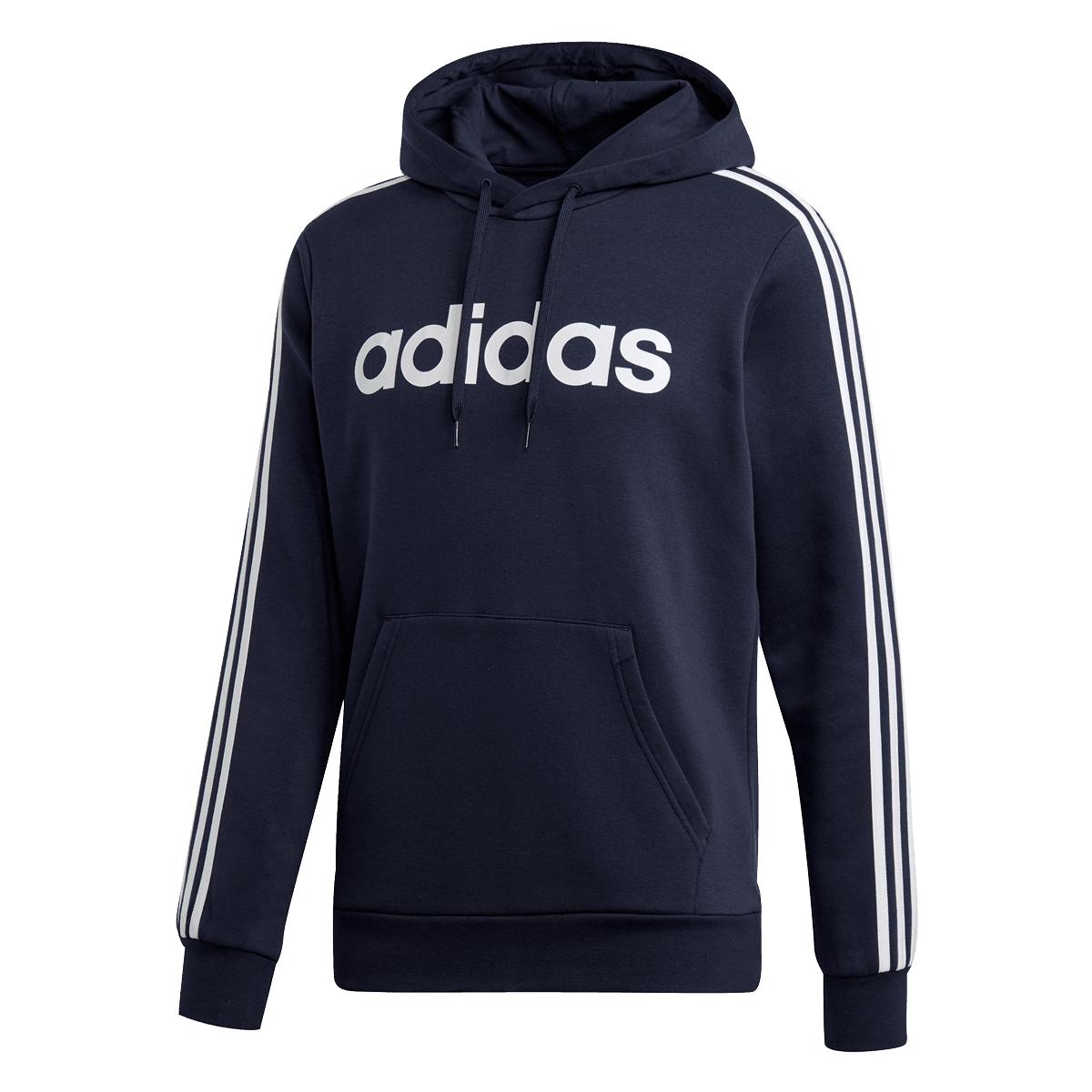 Adidas Essentials 3-Stripes Hoodie