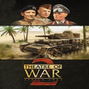 Theatre of War 2: Africa 1943 (PC)