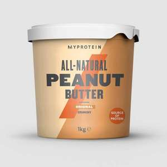 Myprotein UK: 1kg Erdnussbutter 4,49€, ab 4 Stück nur 1€ Versandkosten