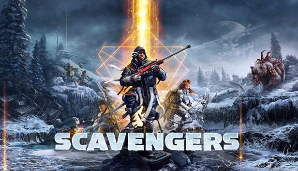 """Scavengers"" (Windows PC) Early Access Steam / Epic Key über Twitch Drops (Anleitung beachten)"