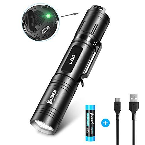 LED Taschenlampe, 1200lm, IP68