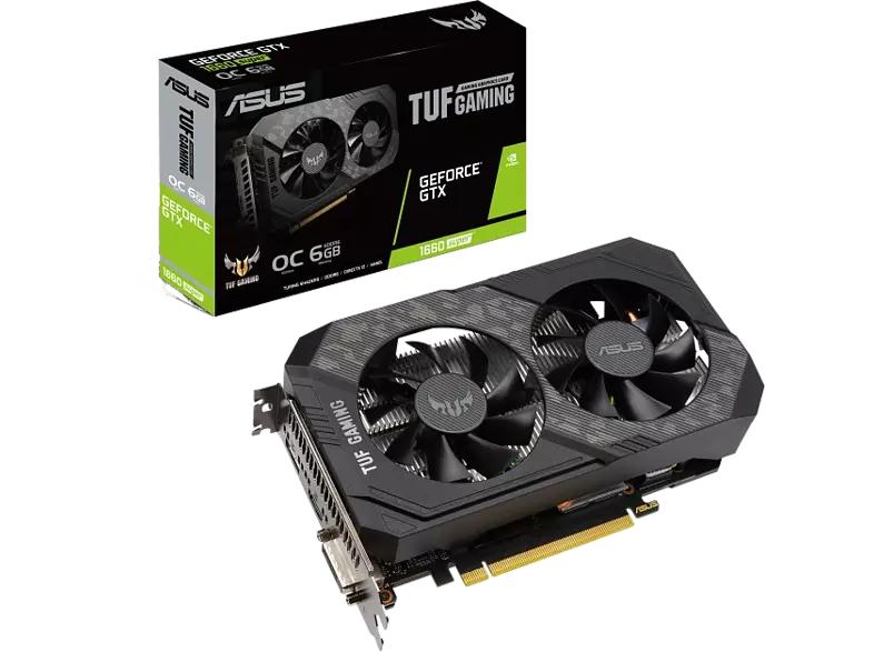 [Mediamarkt] Asus GeForce GTX 1660 Super