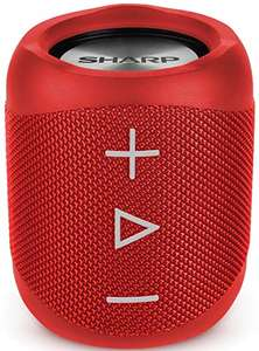 Sharp GX-BT180 Stereo-Bluetooth-Lautsprecher mit Siri & Google Unterstützung