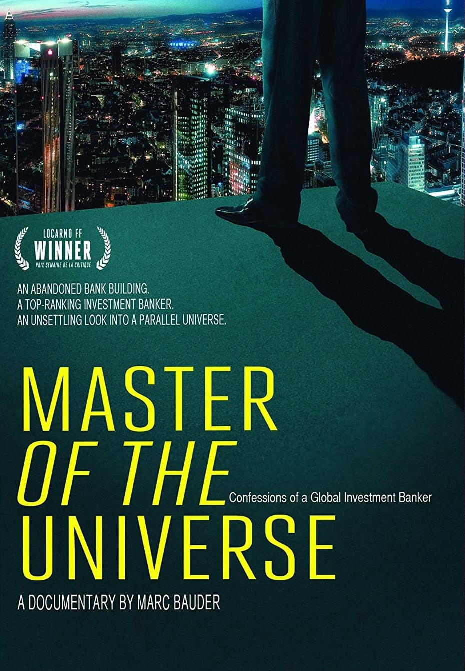 """""""Der Banker - Master of the Universe"""" Doku für kurze Zeit gratis (streamen & downloaden)"""
