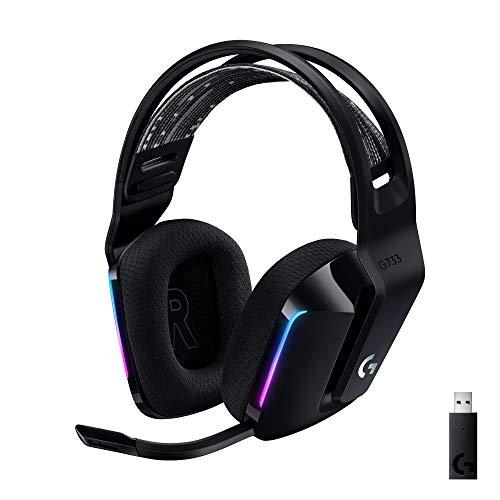 Logitech G733 LIGHTSPEED kabelloses Gaming-Headset